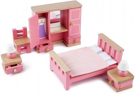 Dolls Main Bedroom Set
