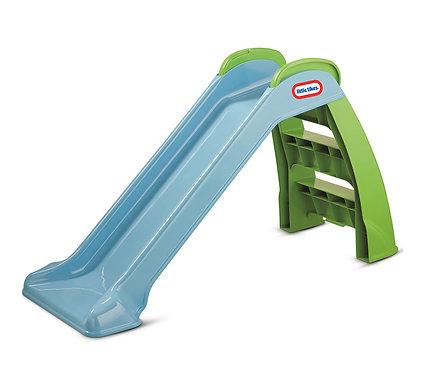 Little Tikes My First Slide Blue Green 3ft Toddler