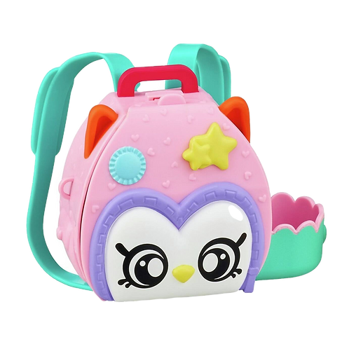 Kindi Kids Owl Petkin Backpack