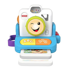 Fisher Price Click and Learn Instant Camera