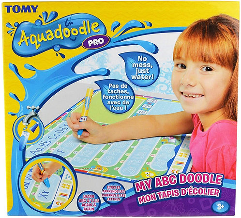 Tomy Aquadoodle Pro My ABC Doodle Water Drawing Mat