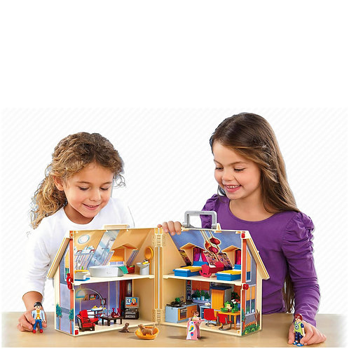 Playmobil 5167 Take Along Modern Dollhouse doll house