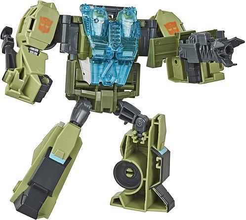 Transformers Bumblebee Cyberverse Adventures Ultra Class Rack 'N' Ruin Figure