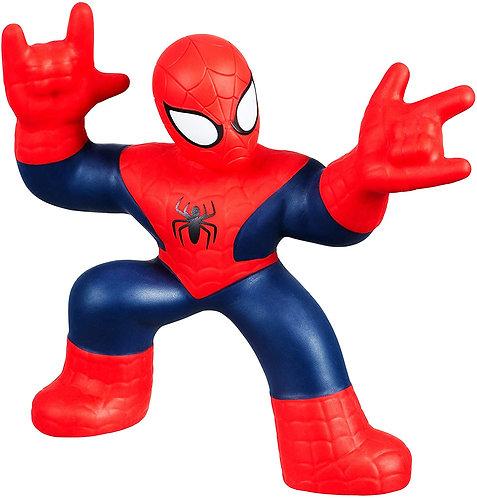 Heroes of Goo Jit Zu Marvel Giant Spider Man Spiderman Figure