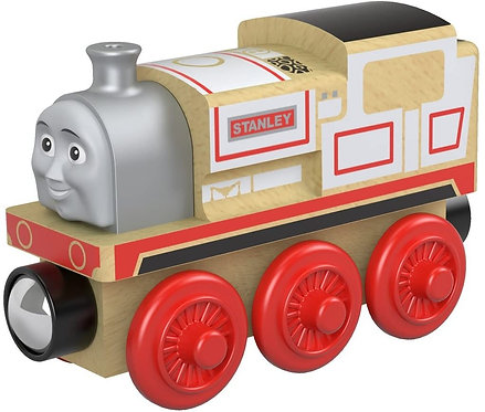 Thomas & Friends Wood Train Stanley FHM31