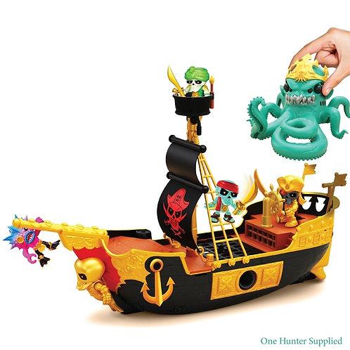 Treasure X Sunken Shipwreck Playset