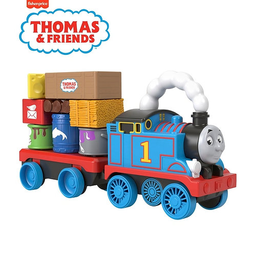 Fisher Price Thomas &and Friends Wobble Cargo Stacker Train Thomas the tank engine