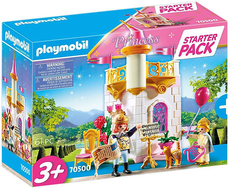 Playmobil 70500 Starter Pack Princess Castle Playset