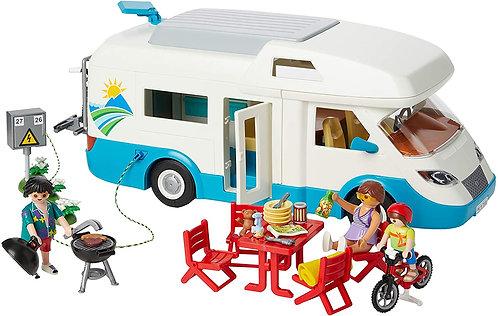 Playmobil 70088 Family Fun Family Camper
