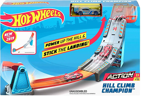 Hot Wheels Hill Climb Champion Playset - GBF83