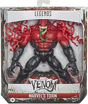 Marvel Legends Toxin 6 Inch Scale Action Figure