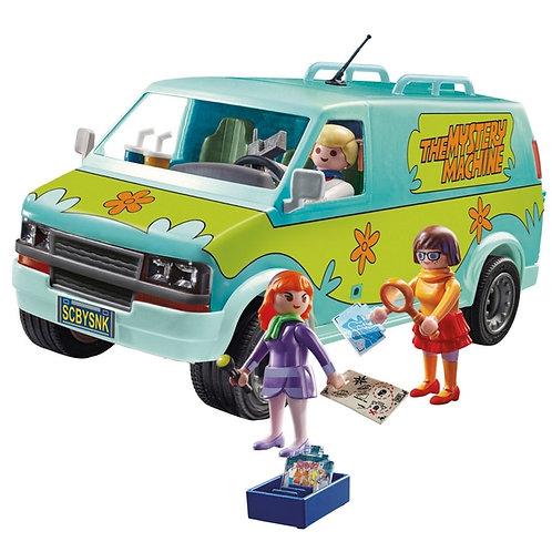 Playmobil 70286 Scooby Doo! Mystery Machine Vehicle Van