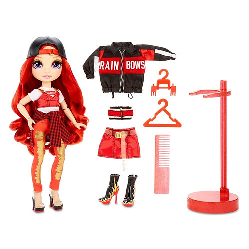 Rainbow High Fashion Doll Ruby Anderson Red Hair