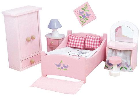 Sugar Plum Master Bedroom
