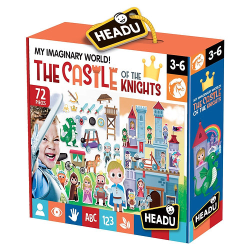 Headu My Imaginary World The Castle Of The Knights