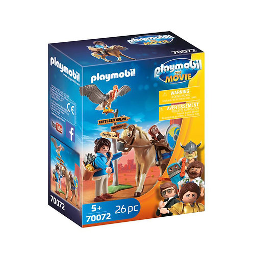 Playmobil 70072 The Movie - Marla with Horse