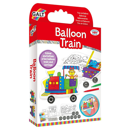 Galt Balloon Train