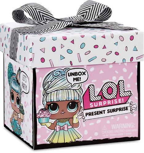 L.O.L. Surprise! Present Surprise! Doll With 8 Surprises
