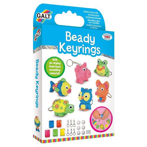 Galt Beady Keyrings