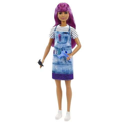 Barbie Careers Hairdresser Doll