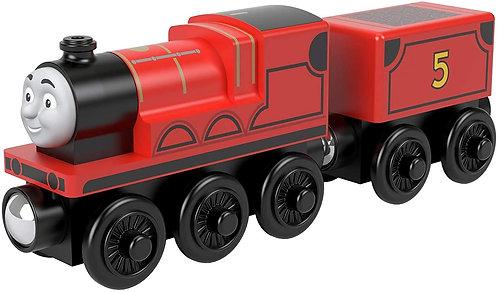 Thomas & Friends James Wooden Train GGG62