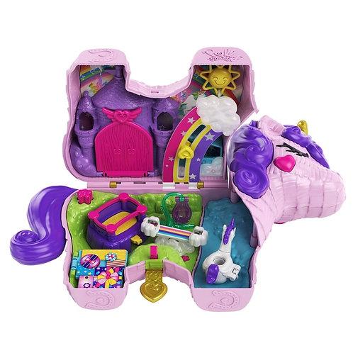 Polly Pocket Micro Unicorn Party Surprise Playset