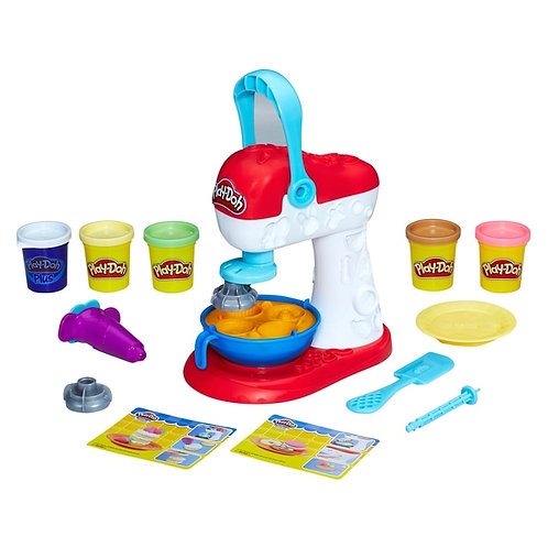 PlayDoh Kitchen Creations Spinning Treats Mixer