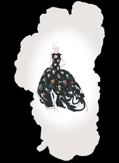 Virtual Fashion Show Invite cover 061320