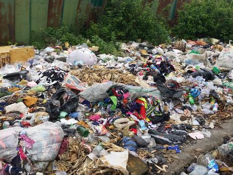 Rats don't cause rubbish dumps