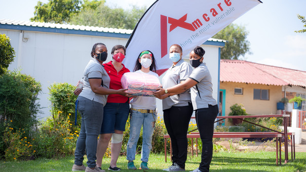 Impilo Collection Foundation fights menstrual poverty with 1 tonne sanitary pad drive