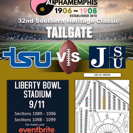 2021 AlphaMemphis Ultimate Tailgate Experience