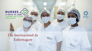 Dia Mundial da Enfermagem
