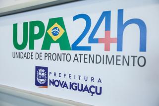 Inauguração da UPA Arquiteta Patrícia Marinho