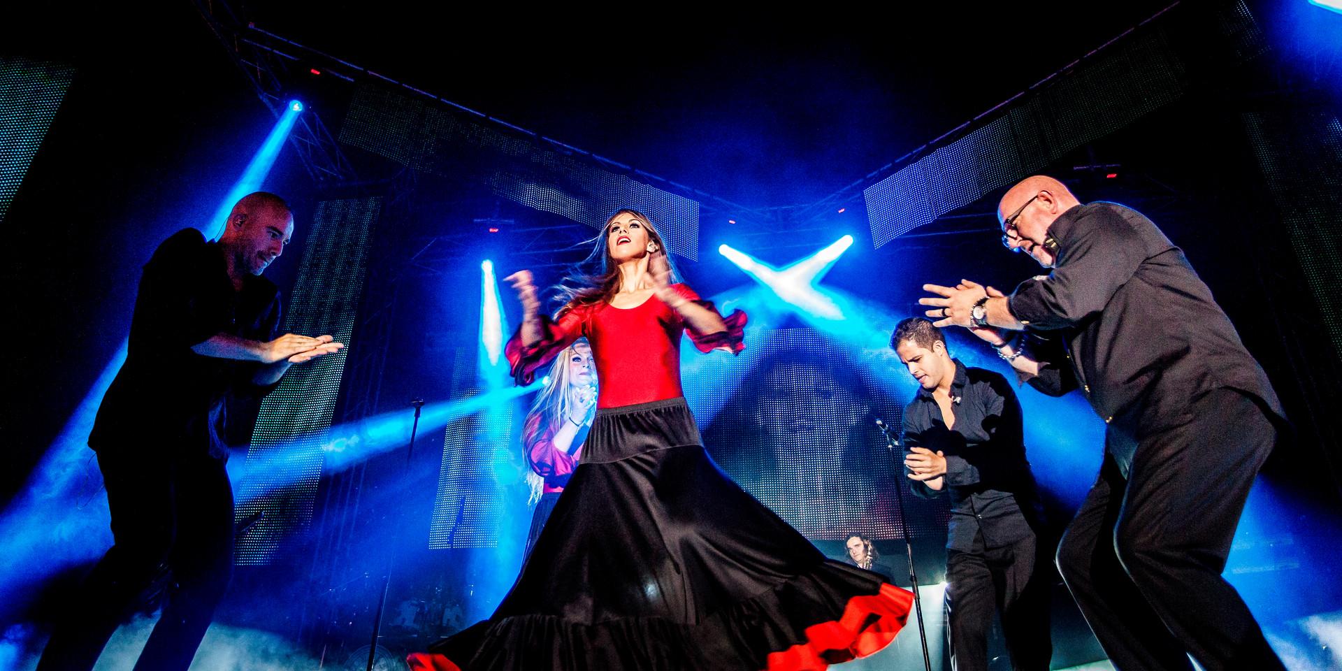 Conciertos Diamante El Show del Calvo