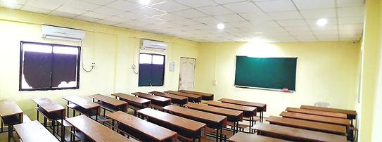 pushpasen dnyanpeeth classroms