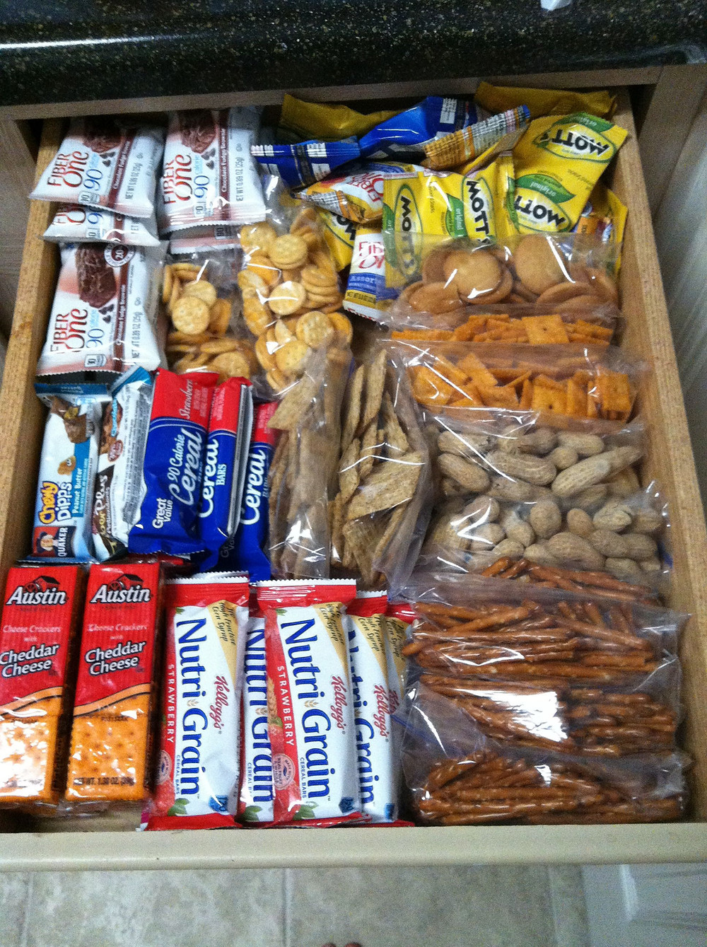 Image of Snacks