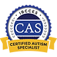 Certified Autism logo