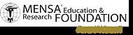 Mensa Foundation logo