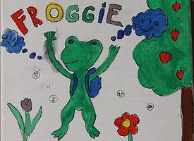 Froggie de wenskikker - kiddymindstraining