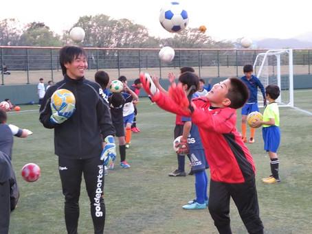 FCVのサッカー選手募集のお知らせ【中学生】