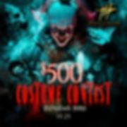 1019 01 $500 COSTUME CONTEST #Internatio