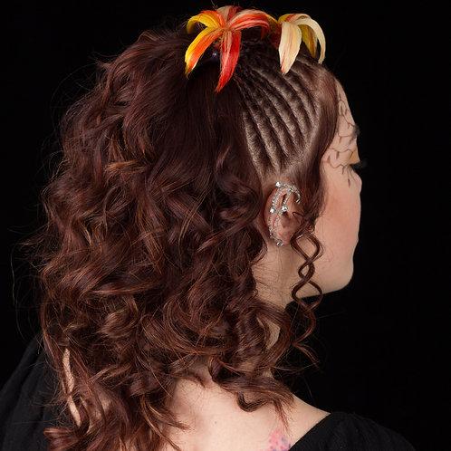 Peinado Básico + Avanzado