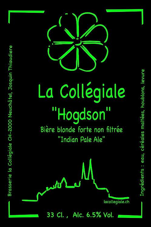 Bière artisanale la Hodgson | Brasserie la Collégiale | Neuchâtel