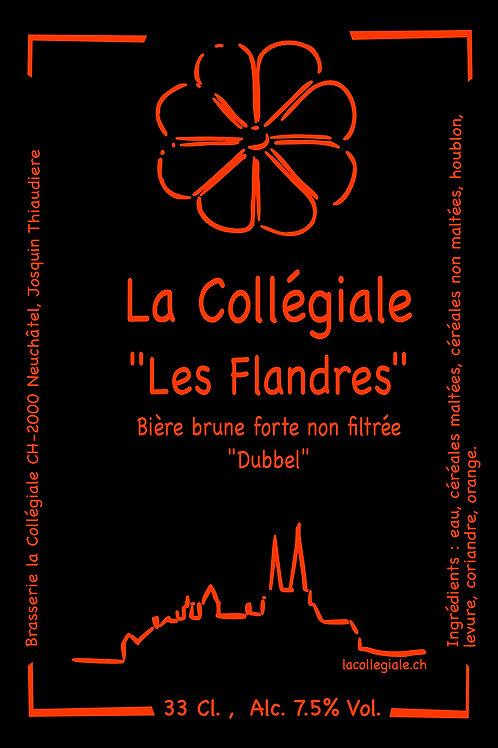 Bière artisanale les Flandres | Brasserie la Collégiale | Neuchâtel