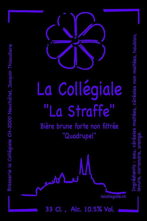 Bière artisanale la Straffe | Brasserie la Collégiale | Neuchâtel
