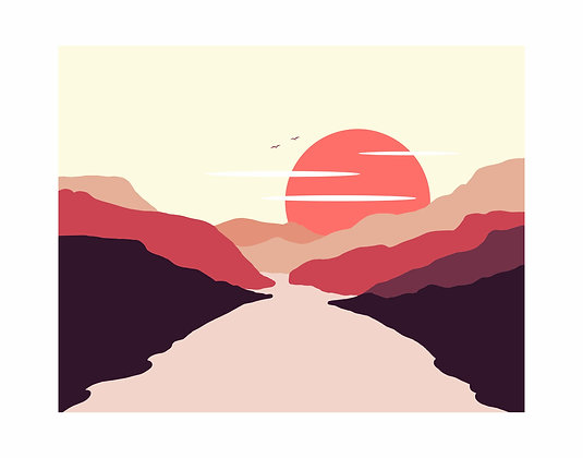 SUNSET GULCH