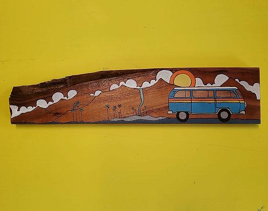 WATERFALL CRUISE (koa wood)