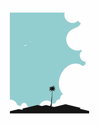 LONE PALM 2