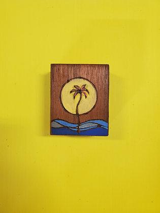 SINGLE (mini koa wood)
