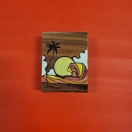 B.I WAVE (Koa wood)